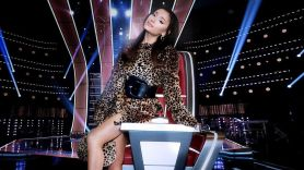ariana grande the voice coach season 21