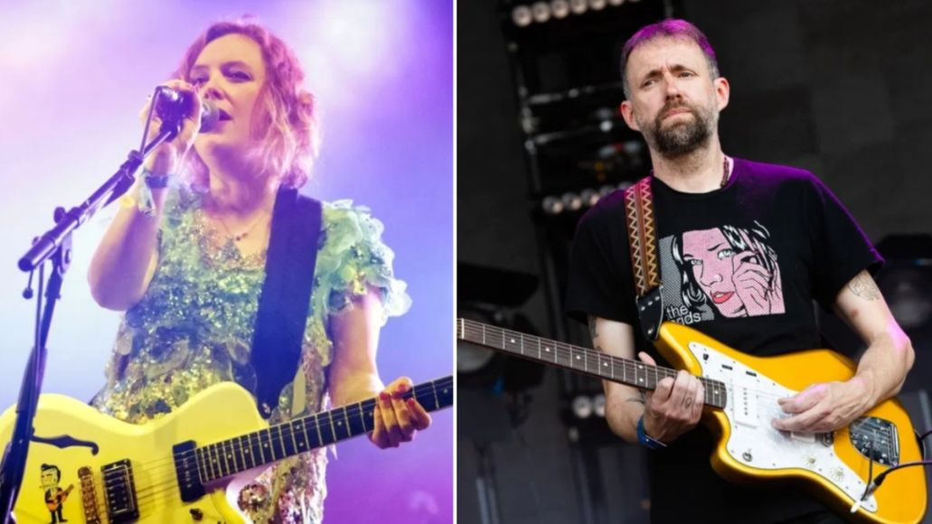 beachy head slowdive flaming lips supergroup album announcement