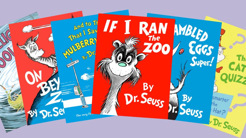 dr seus books racism racist no longer published banned