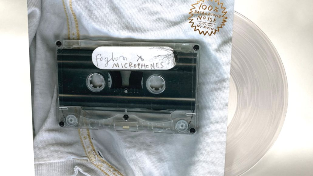 foghorn tape The Microphones Drop Ambient Foghorn Tape Featuring No Songs, No Music