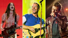 glastonbury live at worthy farm livestream festival 2021 coldplay haim damon albarn