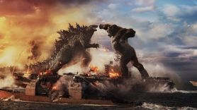 Godzilla vs. Kong Is Punch-Drunk Fun: Review