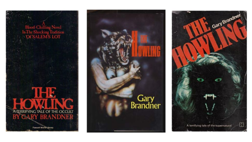 howling books Primal Scream: An Oral History of The Howling