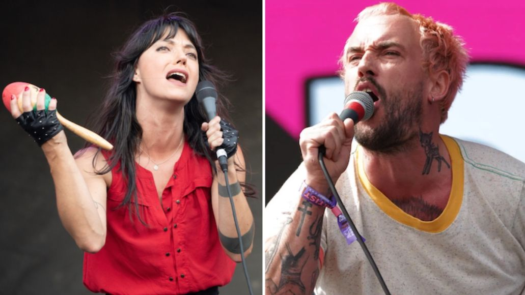idles sharon van etten peace signs cover epic ten song cover stream
