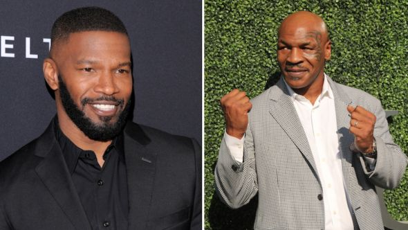 jamie foxx mike tyson Antoine Fuqua Martin Scorsese authorized limited series drama biopic