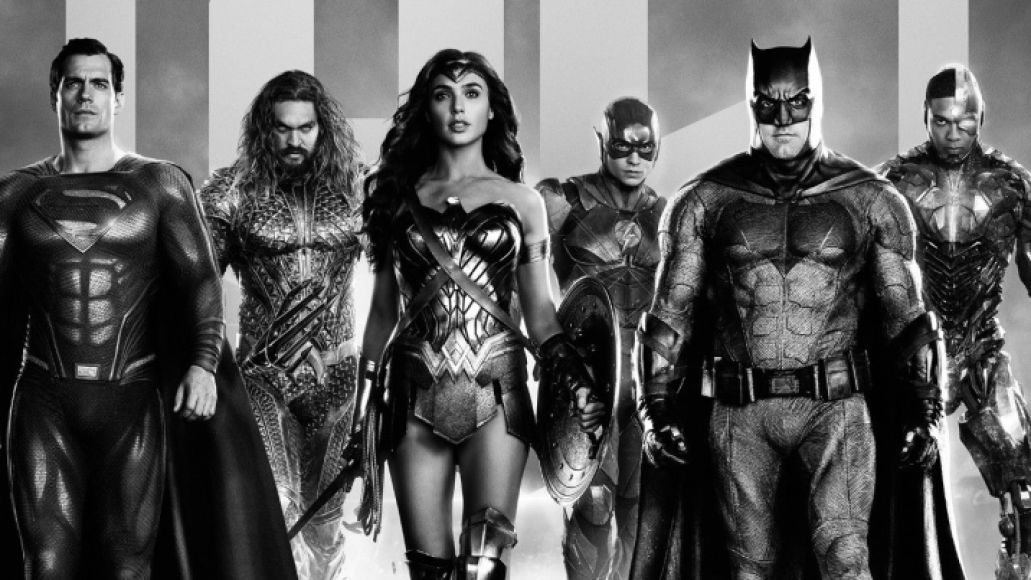 Zack Snyders Justice League Is An Audacious Mess: Review