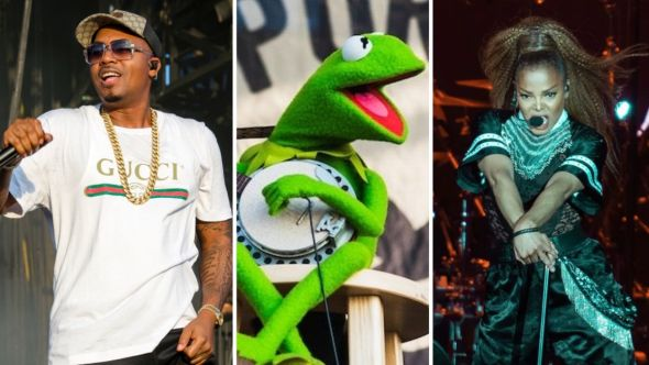 nas janet jackson kermit the frog library of congress