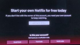 netflix password crackdown test