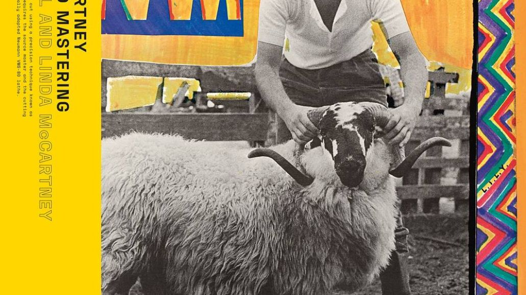 paul linda mccartney ram 50th anniversary vinyl reissue artwork