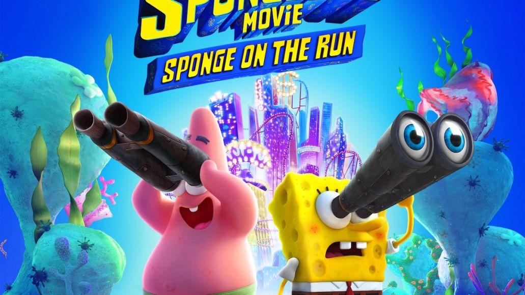 spongebob movie sponge on the run soundtrack stream flaming lips weezer