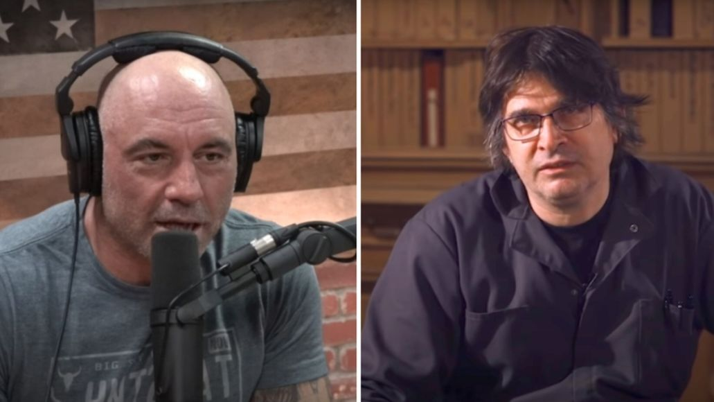 steve albini joe rogan barstool sports comments
