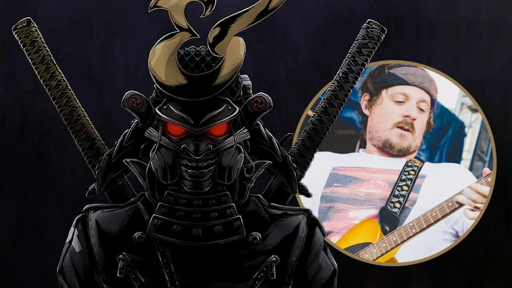 sturgill simpson sound & fury graphic novel first look preview pages comic