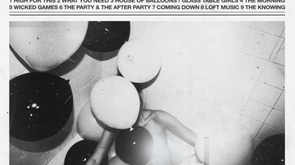 the weeknd house of balloons reissue cover art