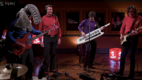 the wiggles tame impala elephant cover triple j like a version watch listen stream