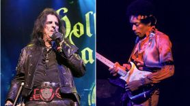 Alice Cooper Jimi Hendrix drug experience