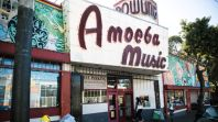 Amoeba Records, photo by Mason Trinca