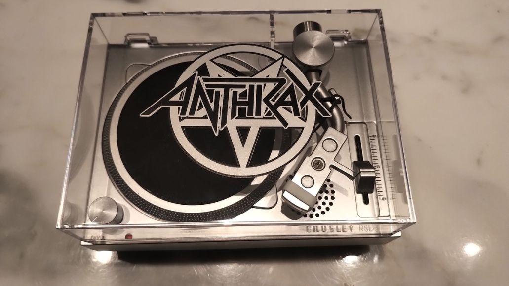 Anthrax RSD Mini-turntable