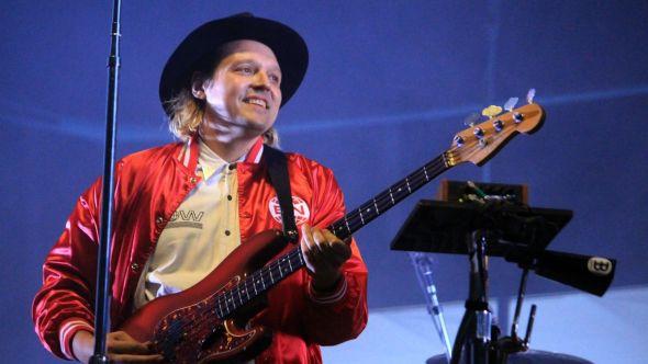 Arcade Fire Release 45-Minute Instrumental Track