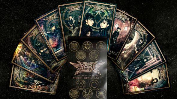 Babymetal NFT Digital Trading Cards