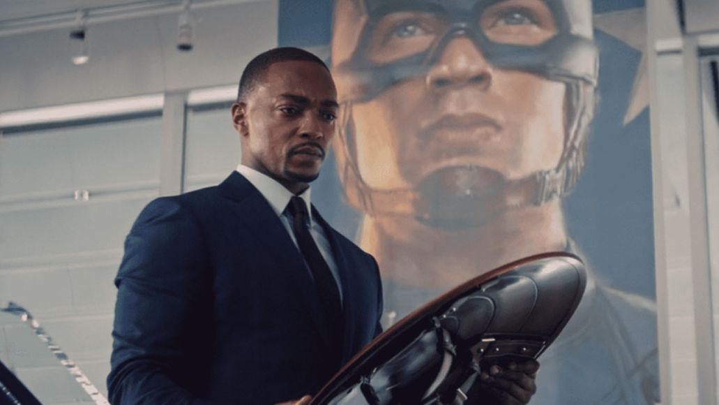 Captain American 4 falcon and winter soldier showrunner Malcolm Spellman marvel cinematic universe