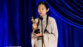 Chloe Zhao (2021 Oscars)