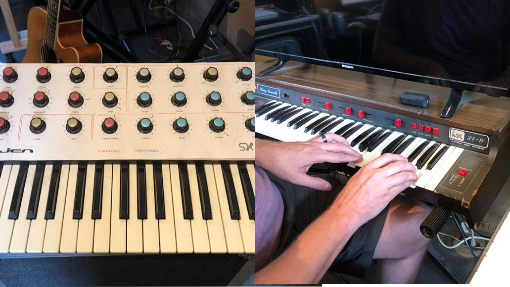 Course Sixteen Origins synths jen sx-1000 arp pe iv string ensemble