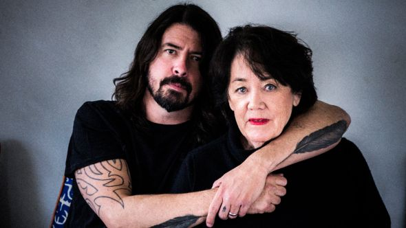 Dave Grohl From Cradle to STage Virginia Hanlon Grohl Paramount Plus release date may 6th