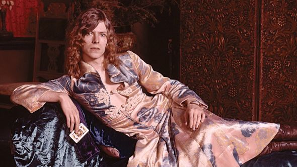 David Bowie The Man Who Sold the World