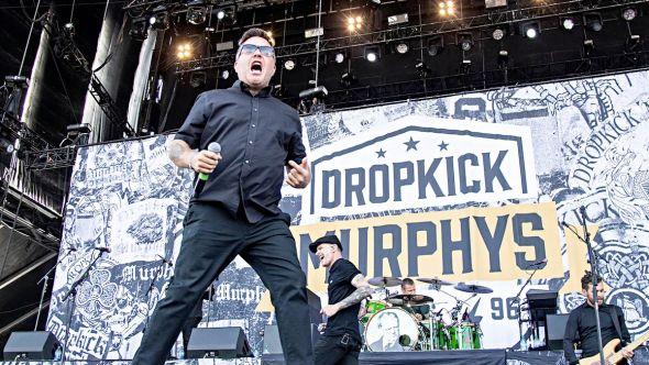 Dropkick Murphys new single