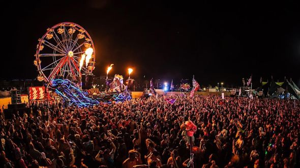 Electric Daisy Carnival postponed EDC Las Vegas 2021 date coronavirus, photo via Insomniac Events