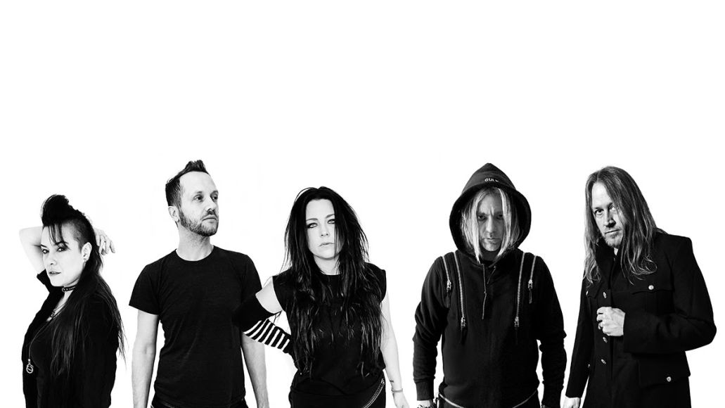 Evanescence Announce Livestream Hosted by Alice Cooper
