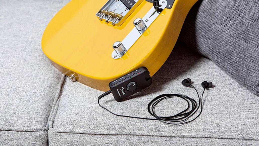 Fender Mustang Micro Amp
