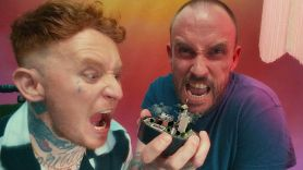 Frank Carter new song with Joe Talbot