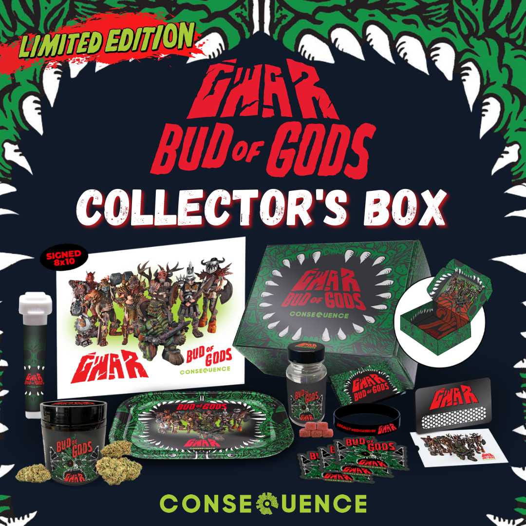 GWAR Bud of Gods Limited-Edition Collector's Set