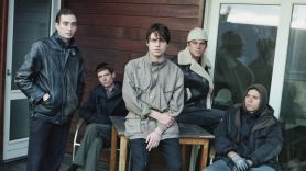 "Iceage Share New Song ""Gold City"", Announce Tour Dates"