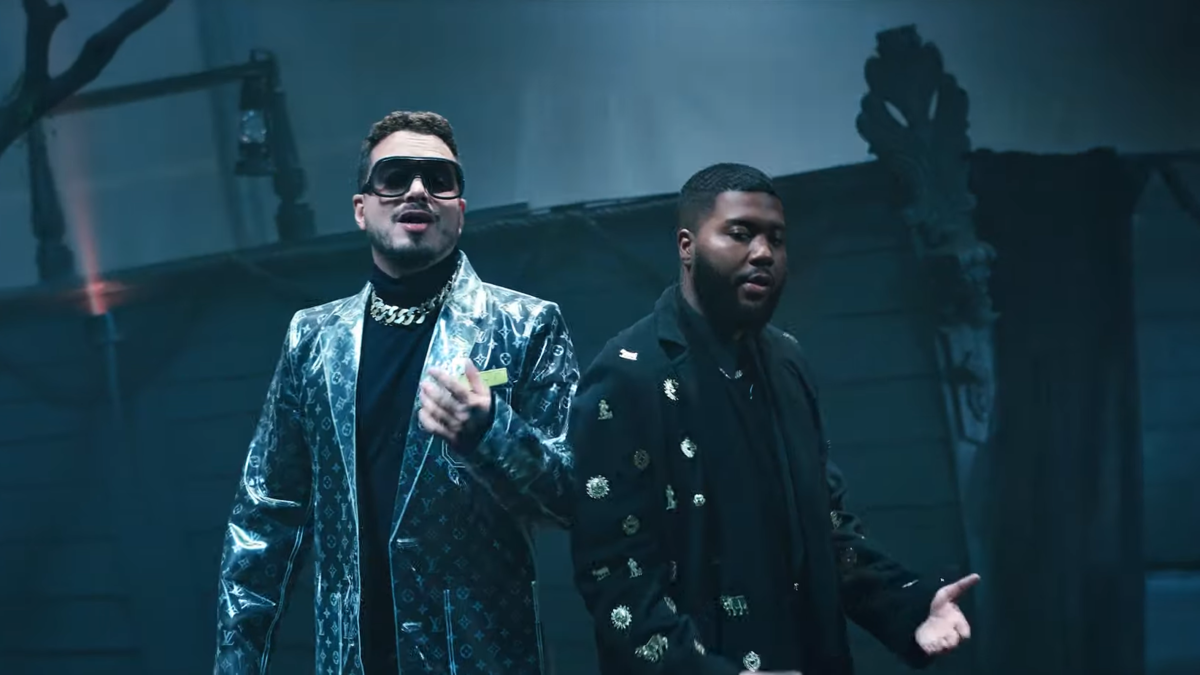"""J Balvin and Khalid Join Forces for New Song """"Otra Noche Sin Ti"""": Stream"""