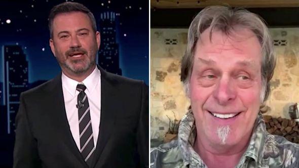 Jimmy Kimmel roasts Ted Nugent