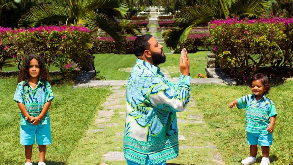Khaled Khaled by DJ Khaled album artwork cover art