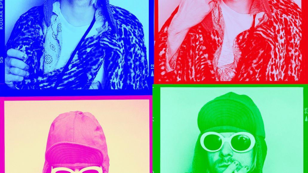 Kurt Cobain NFT nevermind editions