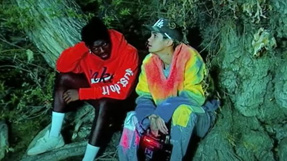 BROCKHAMPTON Count On Me music video Lil Nas X kiss Dominic Fike (YouTube)