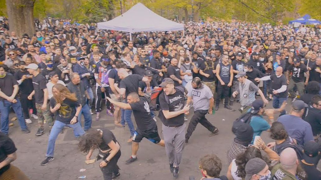 Madball Headline Packed NYC Hardcore Show