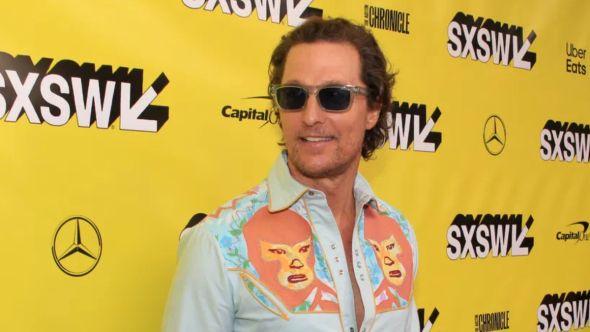 Matthew McConaughey Greg Abbott texas governor poll
