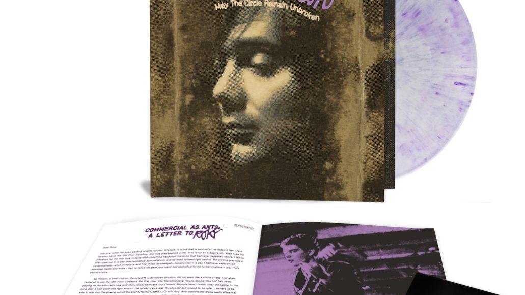 May The Circle Remain Unbroken A Tribute To Roky Erickson album artwork cover art