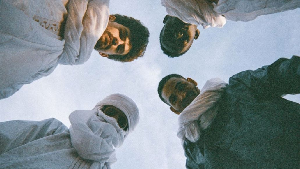 Mdou Moctar Afrique Victime stream new song music video, photo by WH Moustapha
