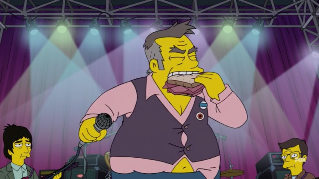 Morrissey Simpsons
