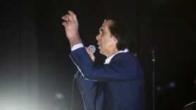 Nick Cave Grief stream new song fan music, photo by Philip Cosores