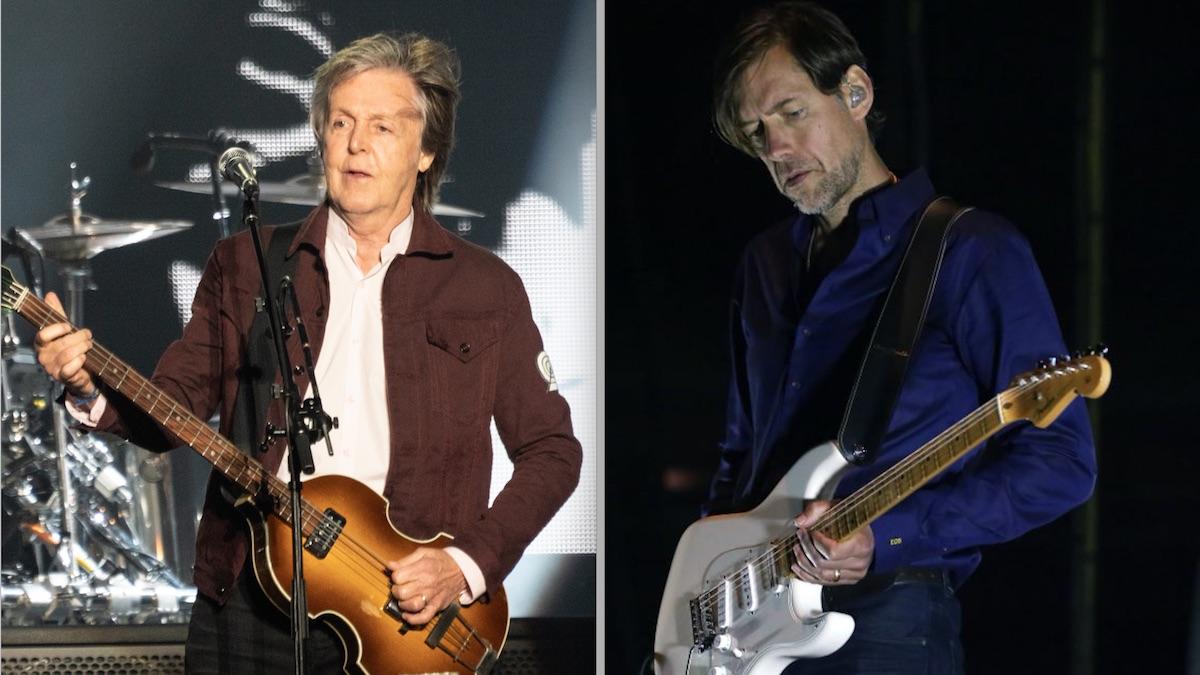 "Radiohead's Ed O'Brien Remixes ""Slidin'"" by Paul McCartney: Stream"