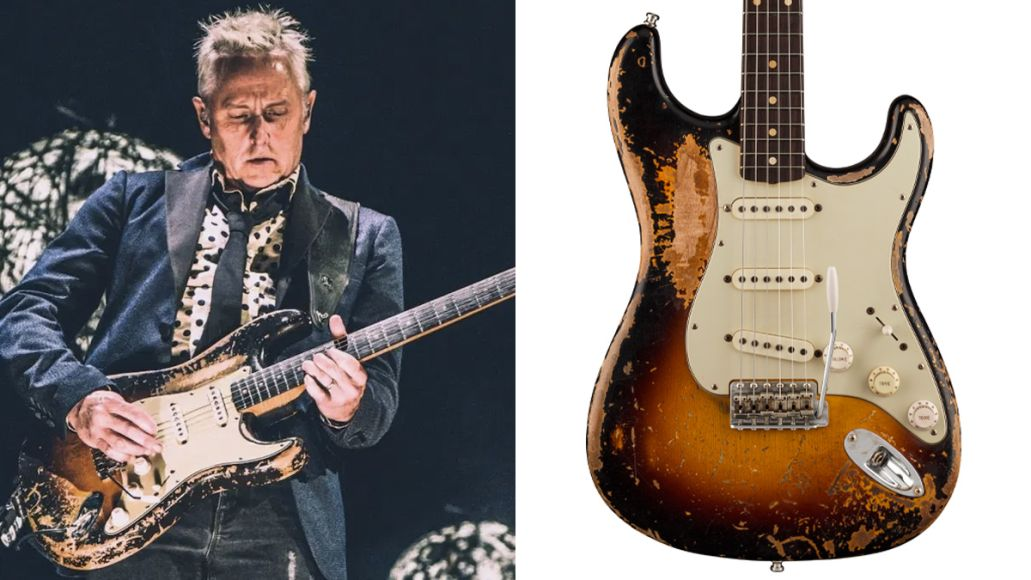 Fender Pearl Jam Mike McCready Signature Model Stratocaster