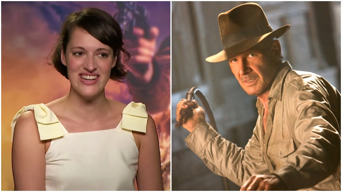Indiana Jones 5 Casts Phoebe Waller-Bridge as Harrison Ford's Co-Star