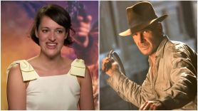 Indiana Jones 5 Casts Phoebe Waller-Bridge